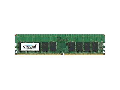 Crucial - DDR4 - 16 GB - DIMM 288-PIN - 2133 MHz / PC4-17000 - CL15