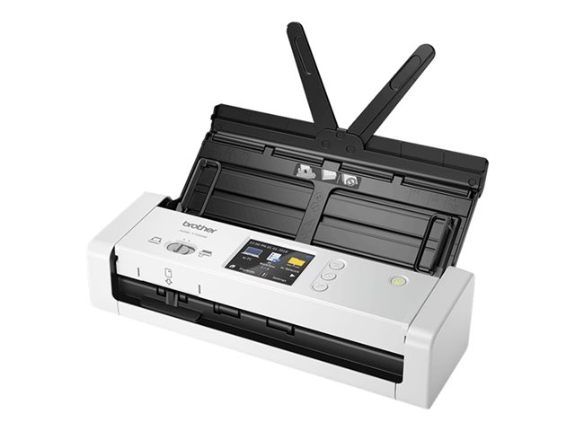 Image of Brother ADS-1700W - document scanner - portable - USB 3.0, Wi-Fi(n), USB 2.0 (Host)