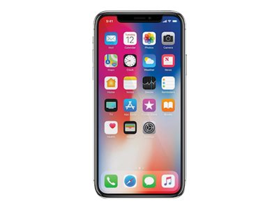 Macally TEMPX Screen protector for cellular phone for Apple iPhone X