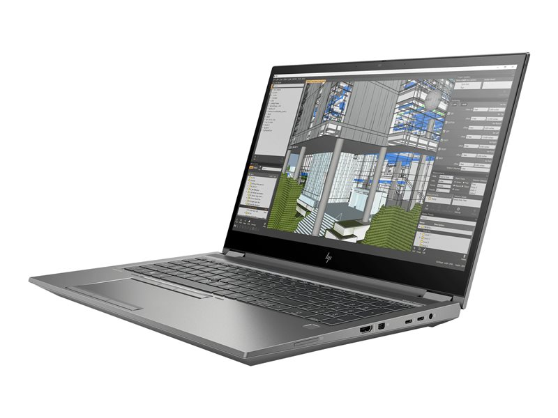 HP ZBook Fury 15 G7 Mobile Workstation - 15.6