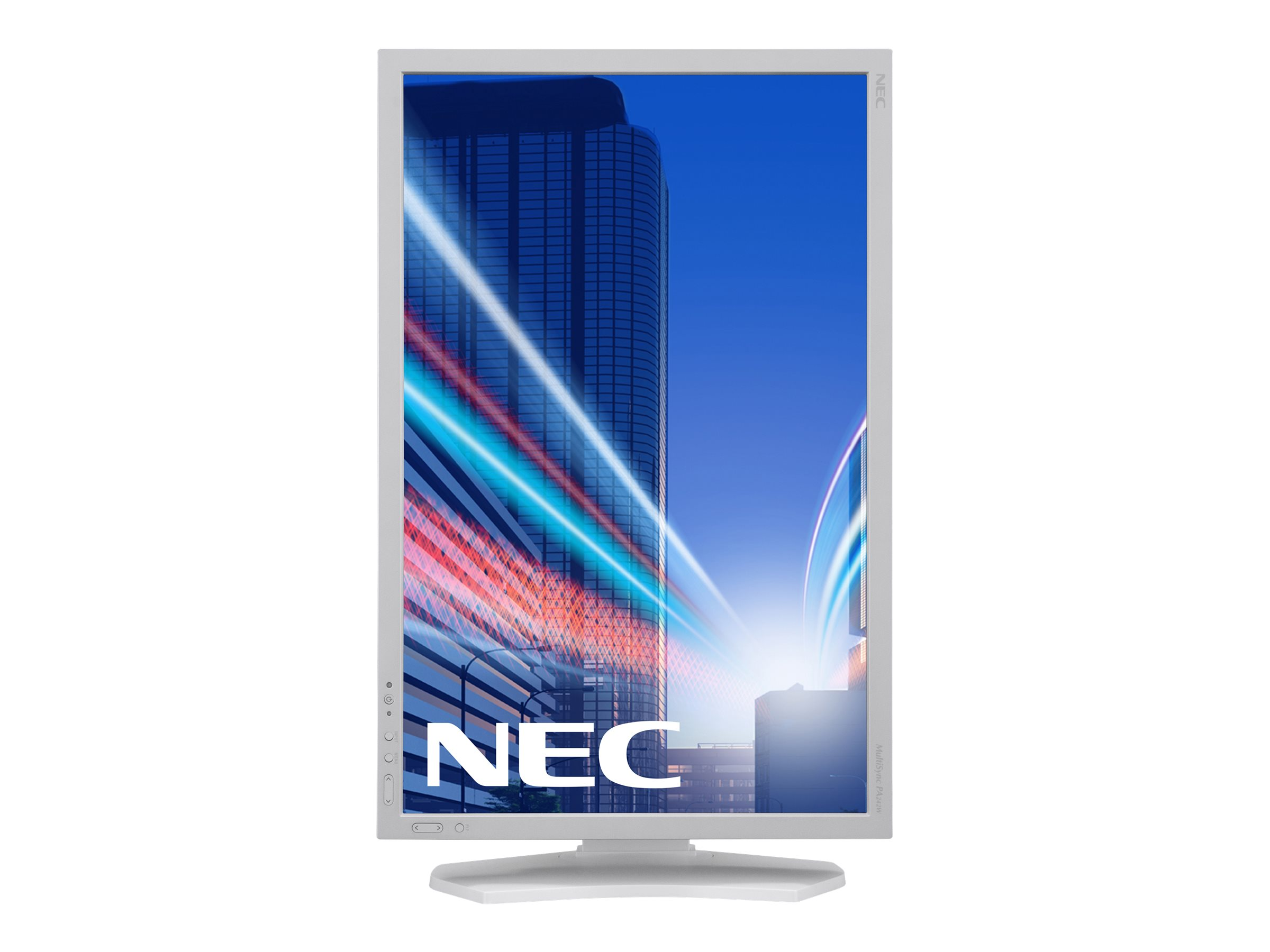 NEC MultiSync PA242W-SV2 - LED-Monitor - 61.1 cm (24.1