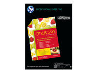 HP - Glossy - glossy - A4 (210 x 297 mm) 50 sheet(s) paper - for Officejet 250, 6000 E609, 6950, 7000 E809, 7500; Officejet Pro 7740; PageWide MFP 377