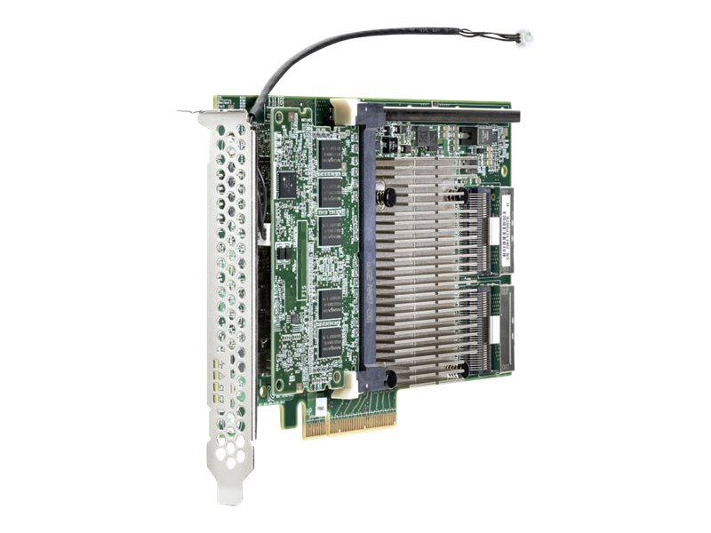 HPE Smart Array P840/4GB with FBWC - storage controller (RAID) - SATA 6Gb/s / SAS 12Gb/s - PCIe 3.0 x8