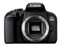Canon EOS 800D - Digital camera - SLR - 24.2 MP - APS-C - 1080p / 60 fps - 3x optical zoom EF-S 18-55mm IS STM lens - Wi-Fi, NFC, Bluetooth