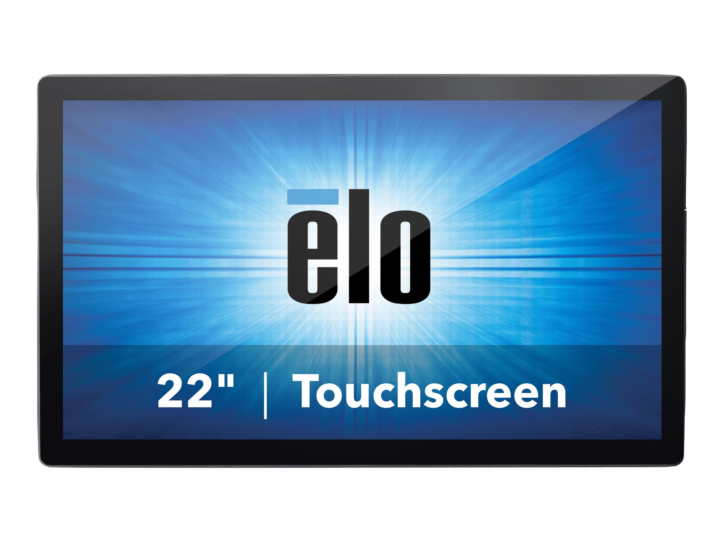 Elo 2295L, 54,6cm (21,5 Zoll), Projected Capacitive, Full HD, schwarz