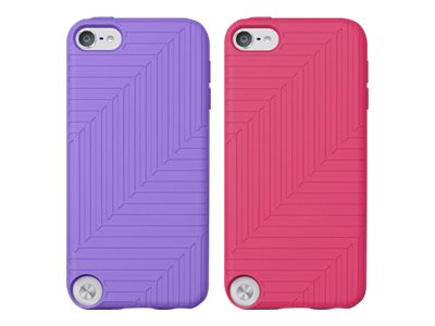Belkin Flex Case Case for player silicone paparazzi pink, volta (pack of 2)
