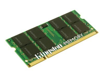 Kingston - DDR2 - 2 GB - SO DIMM 200-PIN - 667 MHz / PC2-5300 - ungepuffert