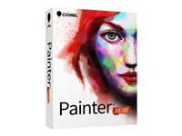 Corel Painter 2020 - Version boîte - 1 utilisateur - Win, Mac - Multi-Lingual