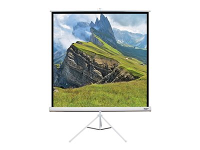 Hamilton Buhl TPS Projection screen with tripod floor-standing 85INCH (85 in) 1:1