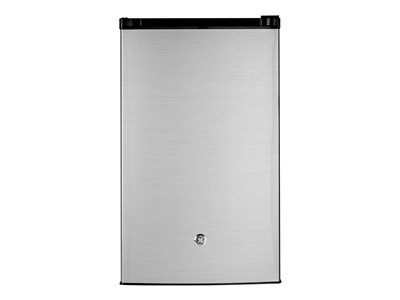 GE GME04GLKLB Refrigerator with freezer compartment freestanding width: 19.6 in