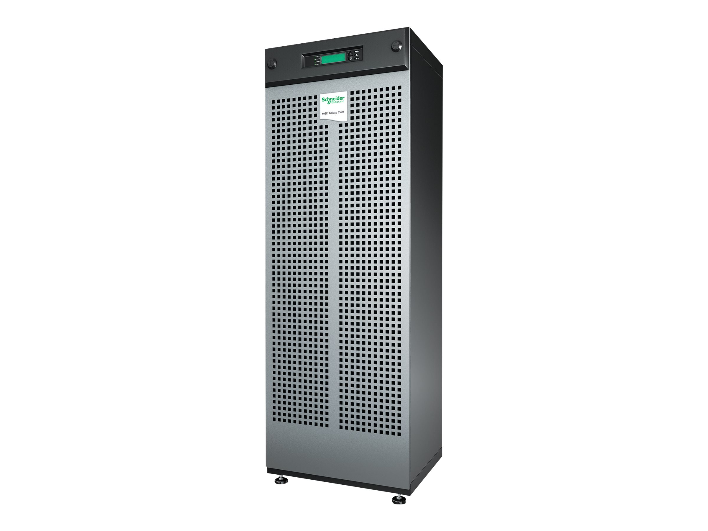 MGE Galaxy 3500 with 3 Battery Modules Expandable to 4 - UPS - 12 kW - 15000 VA