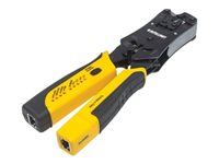 Intellinet 2-in-1 Universal - Crimp tool and cable tester