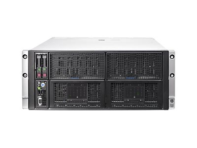 HPE ProLiant SL4540 Gen8 Tray 1x Node Server Server tray 2-way no CPU RAM 9 GB