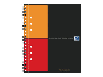 Cahiers professionnels Oxford International A5+ - Cahier - 160 pages - quadrillé - 5x5