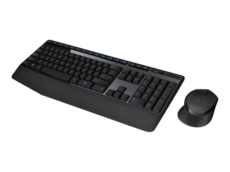 Logitech Wireless Combo MK345 - Ensemble clavier et souris - sans fil - 2.4 GHz