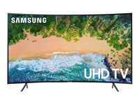 Samsung UN55NU7300F 55INCH Class (54.6INCH viewable) 7 Series curved LED TV Smart TV