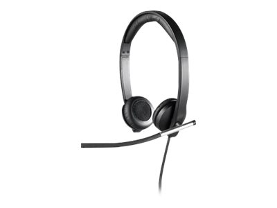 Logitech USB Headset Stereo H650e - Headset - On-Ear - verkabelt
