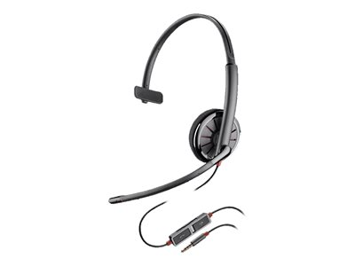 Poly Blackwire C215 Kabling Sort Headset