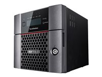 BUFFALO TeraStation 5210DN NAS server 2 bays 8 TB SATA 6Gb/s HDD 4 TB x 2