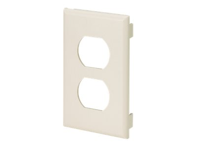 Panduit Pan-Way faceplate