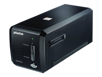 Plustek OpticFilm 8200i SE Film scanner (35 mm) 35mm film 7200 dpi x 7200 dpi USB 2