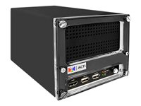 ACTi ENR-221P NVR 9 channels 1 x 4 TB networked