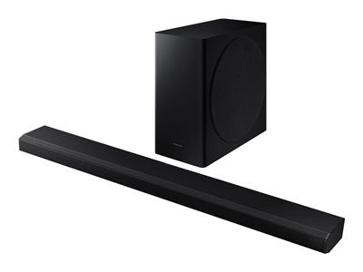 Samsung HW-Q800T - sound bar system - for home theater - wireless