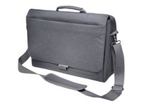 Kensington LM340 Messenger Bag Notebook carrying case 14.4INCH cool gray