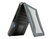 Max Cases MAX Extreme Shell Notebook top and rear cover 11INCH translucent