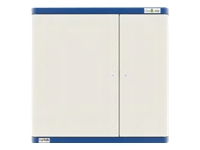 Picture of LapSafe ClassBuddy Wall 16 - cabinet unit (CBYW/CL/016/BL)