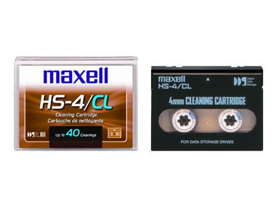Maxell TDSourcing - DAT x 1 - cleaning cartridge