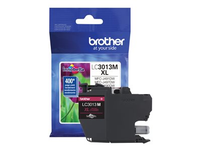 Brother LC3013M High Yield magenta original ink cartridge