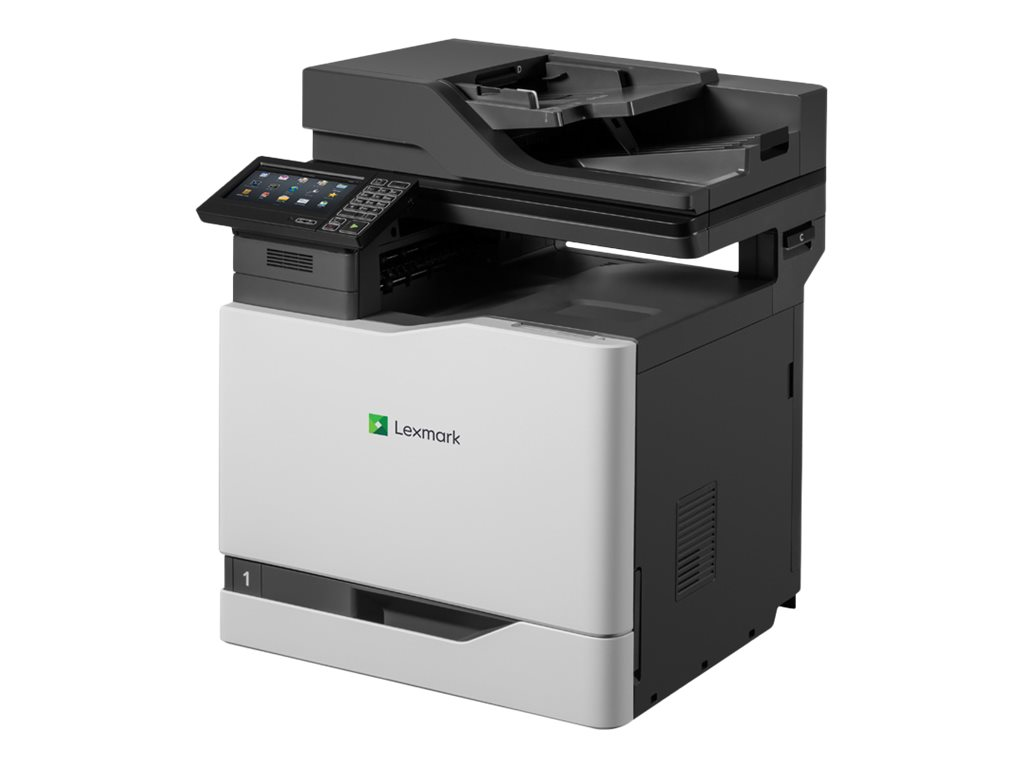 Lexmark CX820de - multifunction printer - color