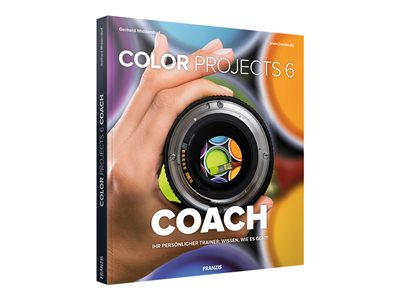 COLOR projects 6 Coach - von/bis Middendorf Gerhard - Buch