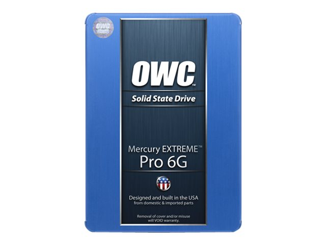 OWC Mercury Extreme Pro 6G - solid state drive - 480 GB - SATA 6Gb/s