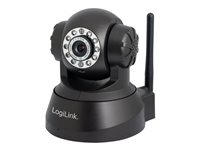 LogiLink Wireless Pan-Tilt IP Camera - Network surveillance camera