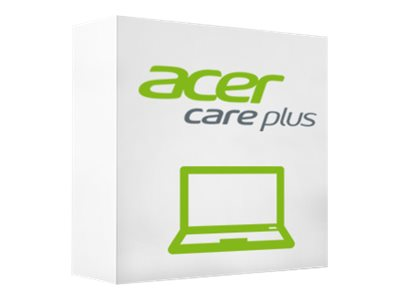 Acer Care Plus Carry-in Booklet