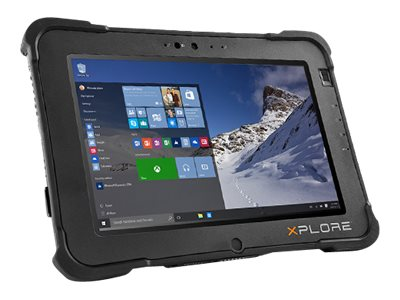Xplore XSlate L10 Tablet Core i5 8350U / 1.7 GHz Win 10 Pro 64-bit 16 GB RAM 256 GB SSD