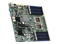 Tyan S7016GM3NR Motherboard extended ATX LGA1366 Socket 2 CPUs supported i5520