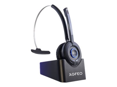 AGFEO DECT Headset IP - Headset - On-Ear - DECT - drahtlos