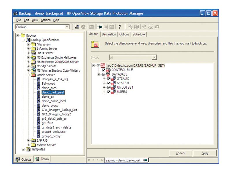 Micro Focus Data Protector Starter Pack - license - 1 drive, unlimited agents