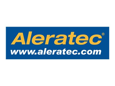 Aleratec - black - compatible - ink refill (pack of 2)