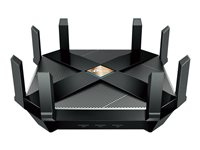 TP-Link Archer AX6000 Wireless router 8-port switch GigE, 2.5 GigE, 802.11ax