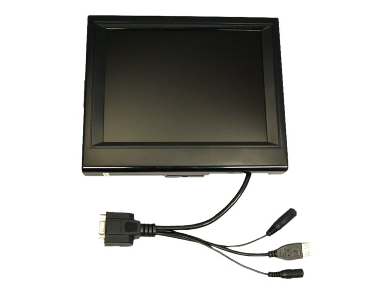 "Smart-Display-Company SDC V8H - LCD-Monitor - 20.3 cm (8"") - feststehend - 1024 x 768 - 300:1"