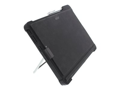 Gumdrop Drop Tech Protective case for tablet rugged silicone, ABS plastic black 12INCH