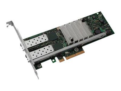 Image of Intel X520 DP - network adapter - 2 ports