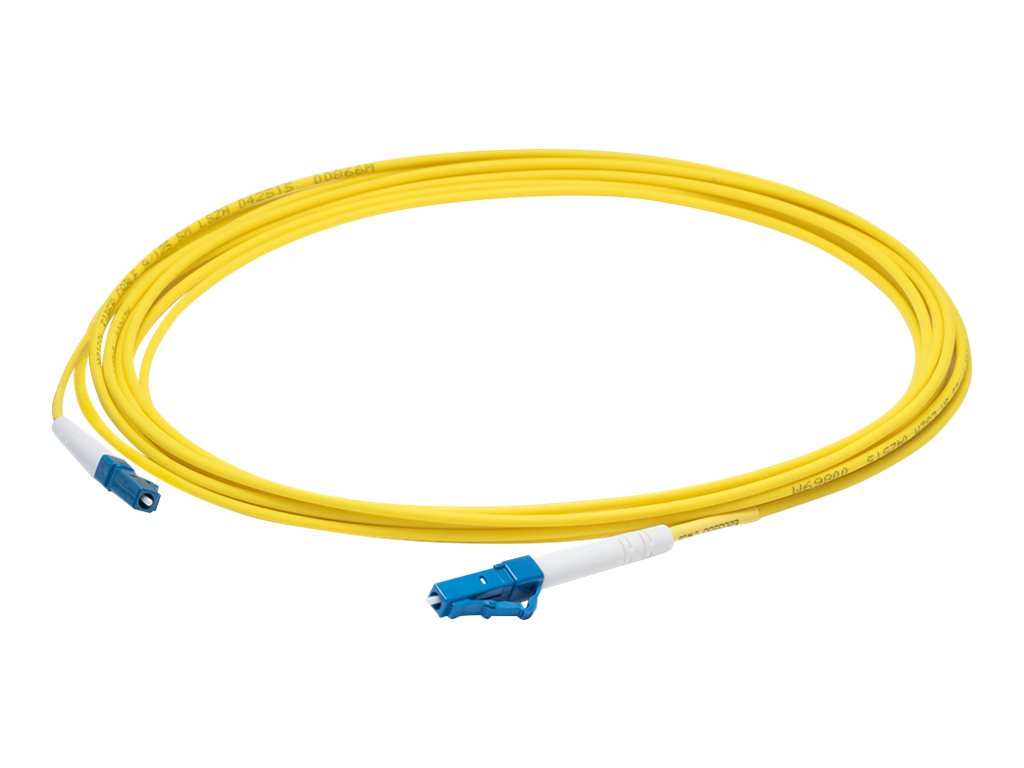 AddOn 1m LC OS1 Yellow Patch Cable - patch cable - 1 m - yellow
