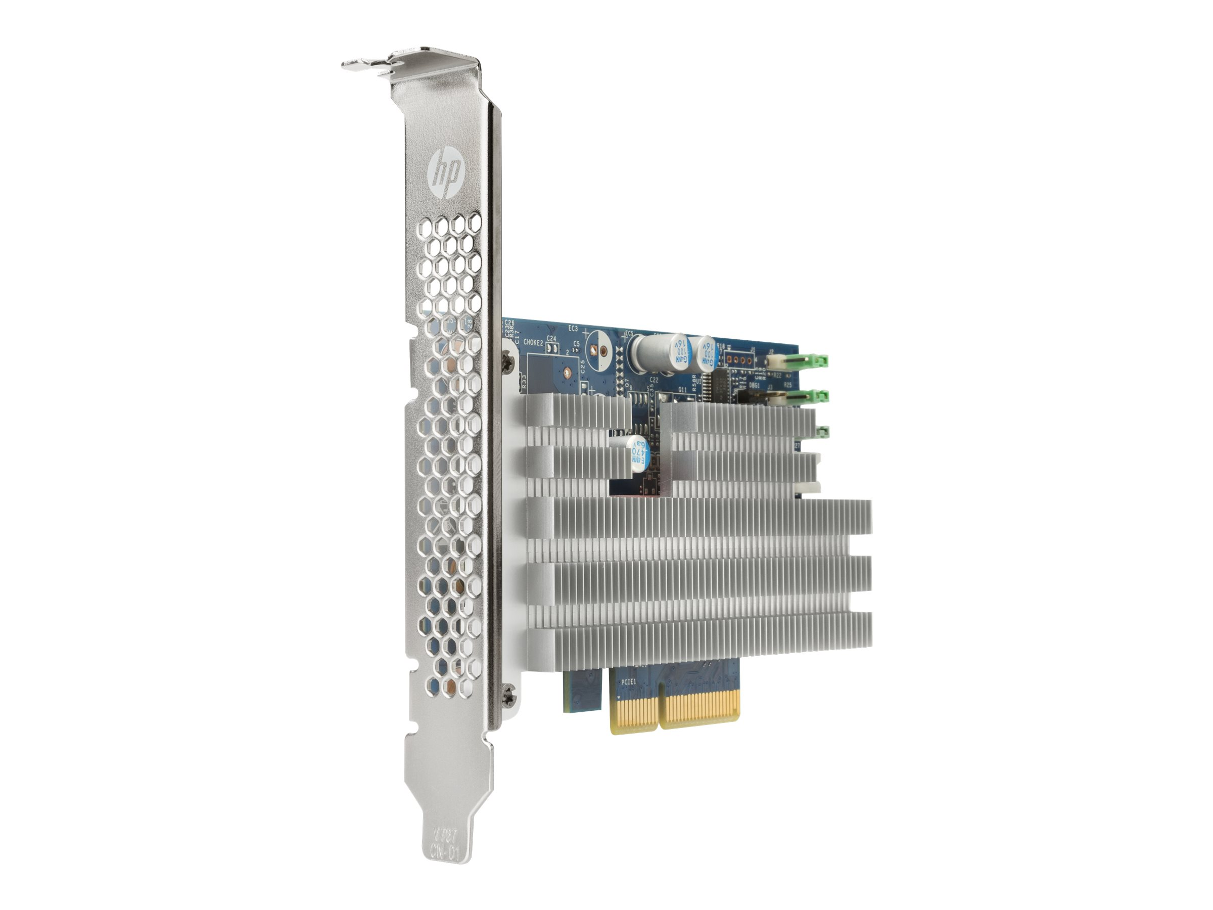 HP Z Turbo Drive G2 - Solid-State-Disk - 1 TB - intern - M.2 - PCI Express 3.0 x4 (NVMe)