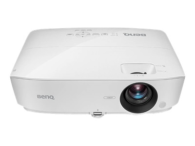 BenQ TH535 - DLP projector - portable - 3D - 3500 ANSI lumens - Full HD (1920 x 1080) - 16:9 - 1080p