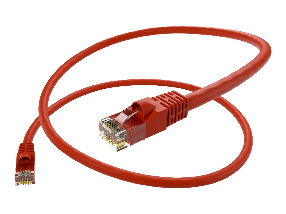 Oncore patch cable - 2.44 m - red